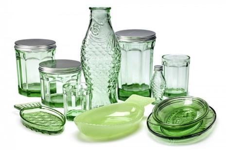 Стеклянная посуда Паола Навоне